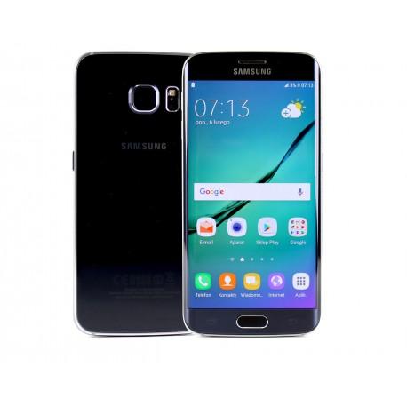 Samsung Galaxy S6 Edge Czarny Szafir 32GB