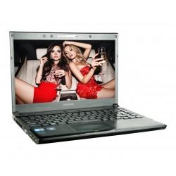 Laptop Toshiba r700 Core i3-370m 2,4GHz